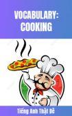 Từ vựng tiếng anh chuyên ngành Nấu ăn